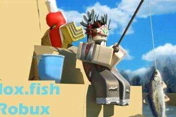 Blox.fish Robux 2021