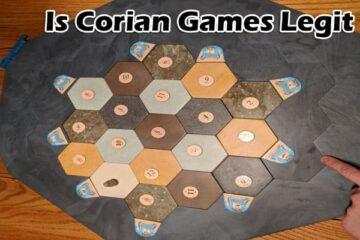 Is Corian Games Legit 2021