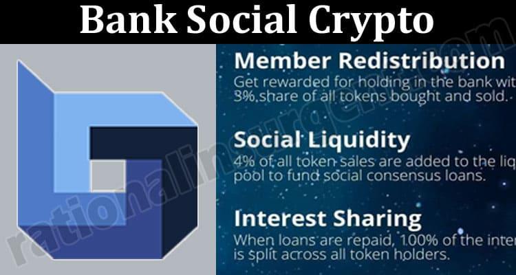 Bank Social Crypto (May) Price, Chart & Prediction!