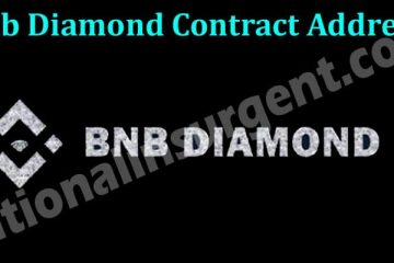 Bnb Diamond Contract Address 2021 Ration
