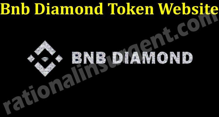 Bnb Diamond Token Website 2021