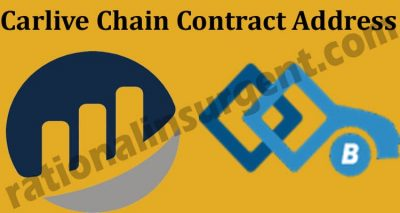 Carlive Chain Contract Address 2021