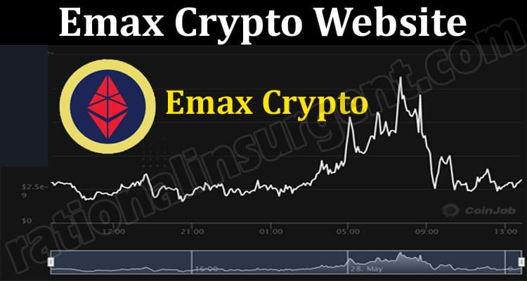Emax Crypto Website {May} Let's Explore The Token!