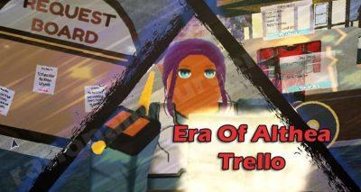 Era Of Althea Trello 2021