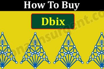 How To Buy Dbix {May} Know More About This Crypto!