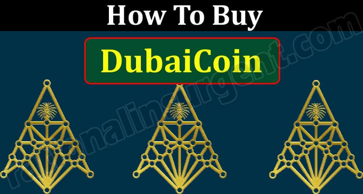 How To Buy Dubaicoin 2021