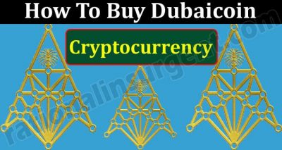 How To Buy Dubaicoin Cryptocurrency {May} Read About It!