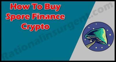 How To Buy Spore Finance Crypto 2021