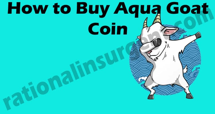 How to Buy Aqua Goat Coin 2021