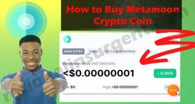 How to Buy Metamoon Crypto Coin 2021