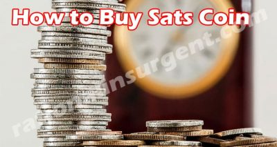 How to Buy Sats Coin ( 2021 )
