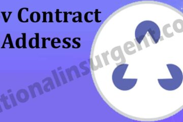 Iov Contract Address 2021