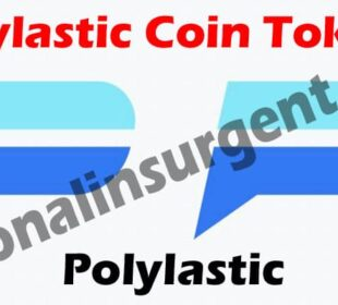Polylastic Coin Token 2021.
