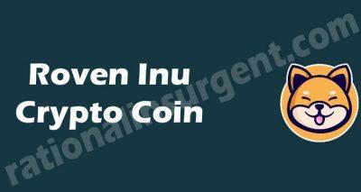 Roven Inu Crypto Coin 2021.