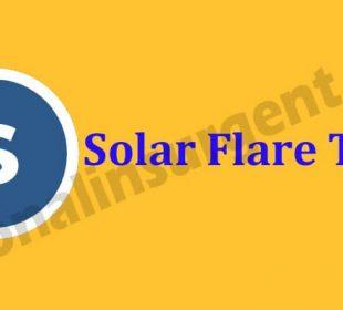 Solar Flare Token 2021