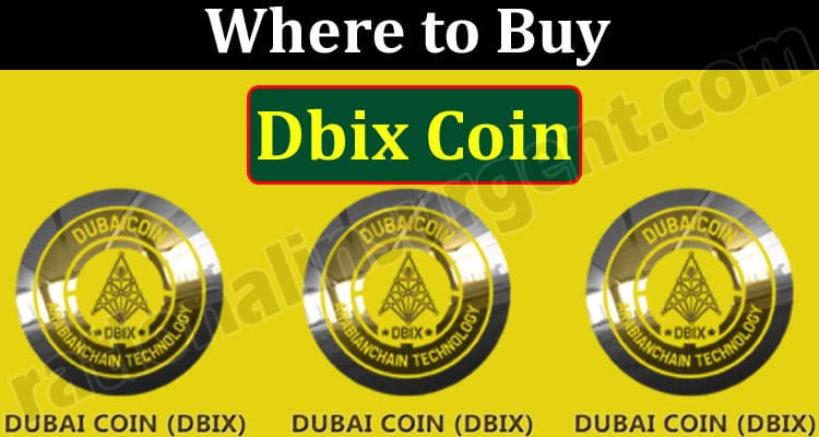 Where To Buy Dbix Coin (May 2021) Chart, How to Buy