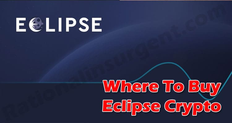 Where To Buy Eclipse Crypto 2021