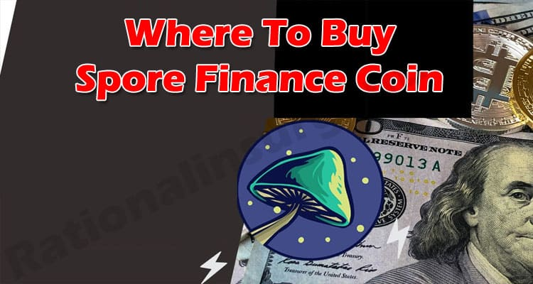 Where To Buy Spore Finance Coin 2021