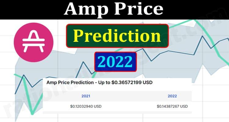 Amp Price Prediction 2022 (June) Price, How To Buy! 2021.