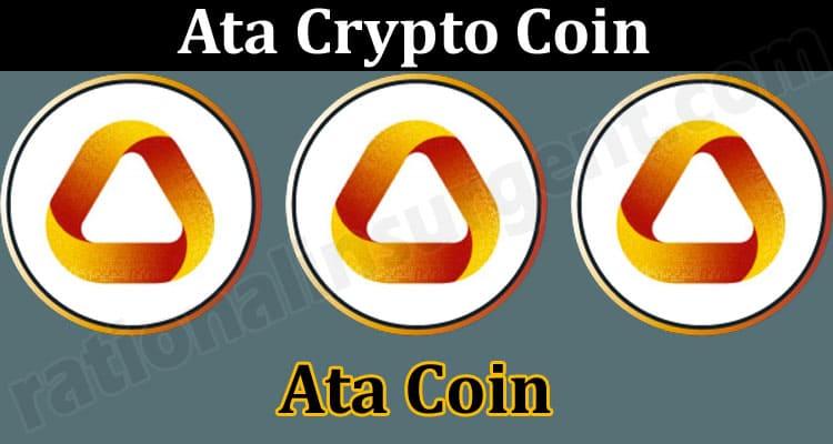 Ata Crypto Coin (June 2021) Coin Price, How to Buy