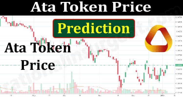 Ata Token Price Prediction (June) How To Buy, Chart