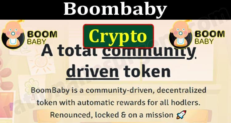 Boombaby Crypto (June) Price, Prediction, How To Buy