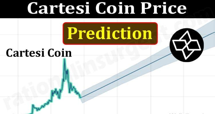 Cartesi Coin Price Prediction 2021.