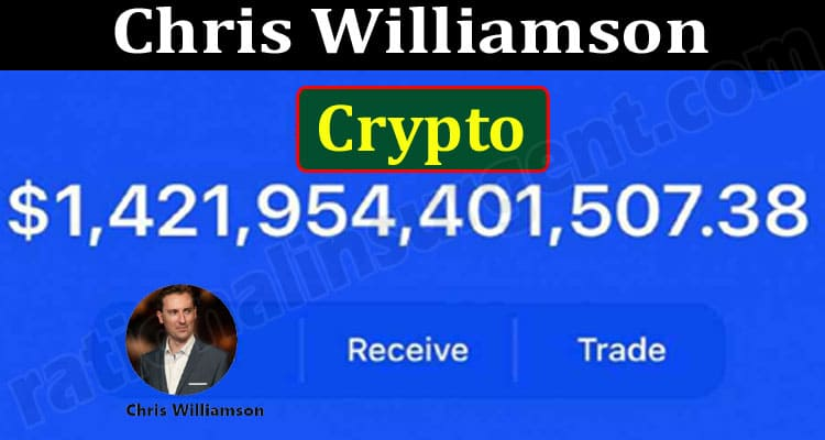 Chris Williamson Crypto (June) Man Becomes Trillionaire!