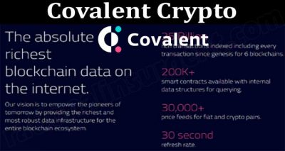 Covalent Crypto (June) Price, Prediction, How To Buy