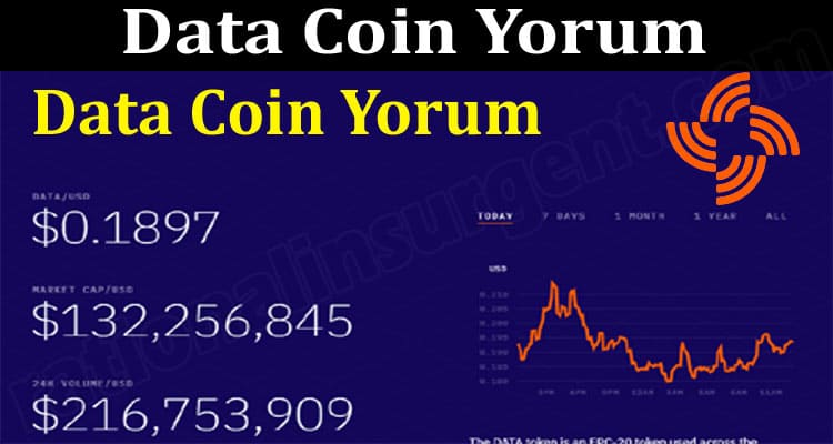 Data Coin Yorum (June 2021) Price, Chart, How To Buy