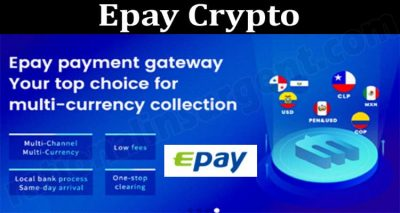 Epay Crypto (June 2021) Coin Price, Chart, How To Buy