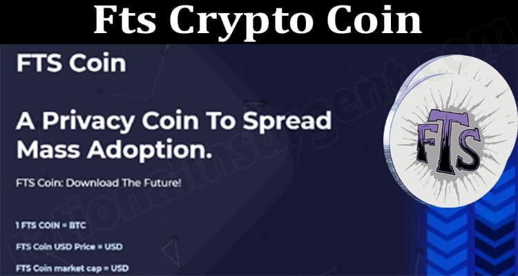 Fts Crypto Coin 2021.
