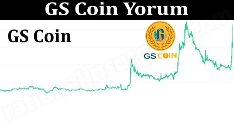 GS Coin Yorum {June} Let's Explore The Crypto Token!