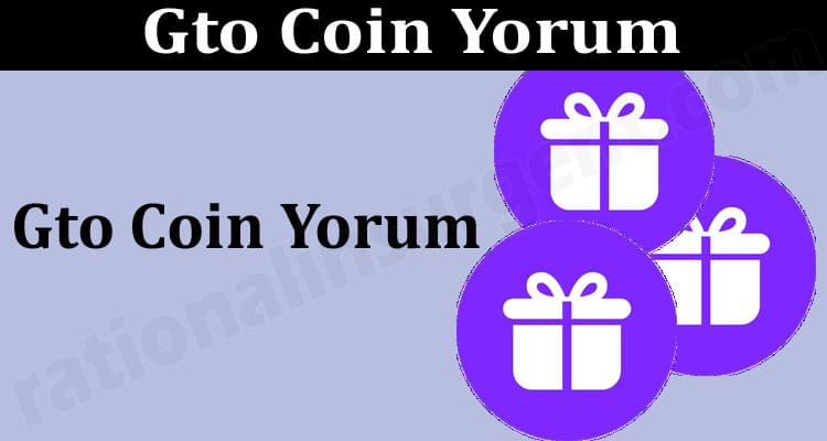 Gto Coin Yorum (June 2021) Price, Chart, & How to Buy
