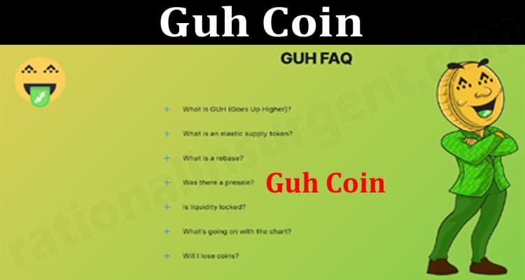 Guh Coin (June 2021) How to Buy Prediction, Sell Price
