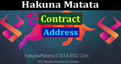 Hakuna Matata Contract Address (June 2021) How To Buy!