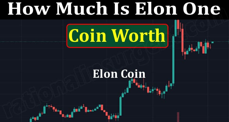 How Much Is Elon One Coin Worth {June} Get The Details!
