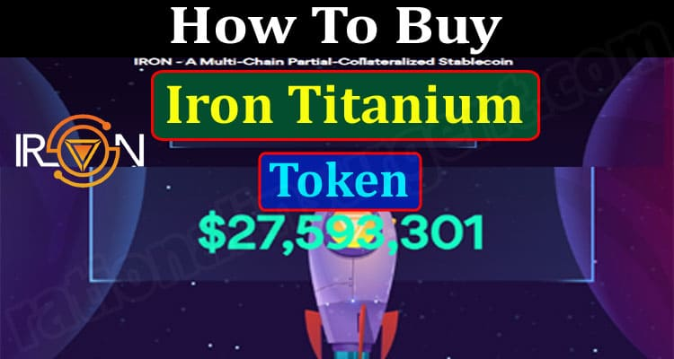 How To Buy Iron Titanium Token (June) Token Price, Chart