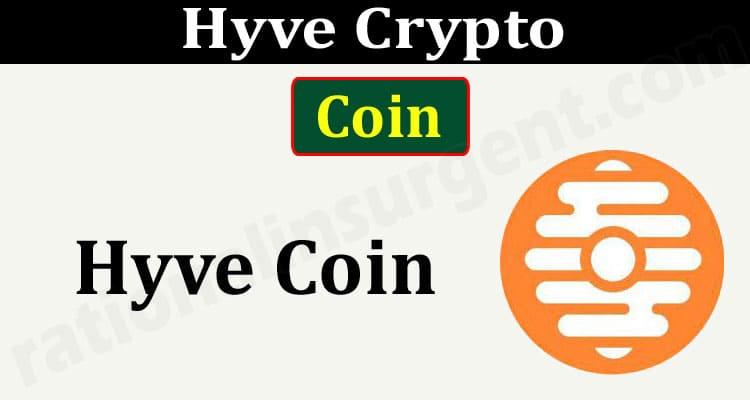 Hyve Crypto Coin