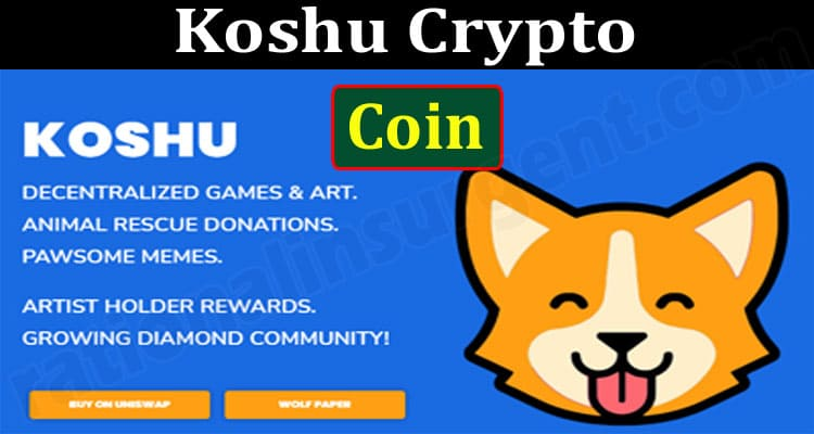 Koshu Crypto Coin (June) Price, Chart & How to Buy