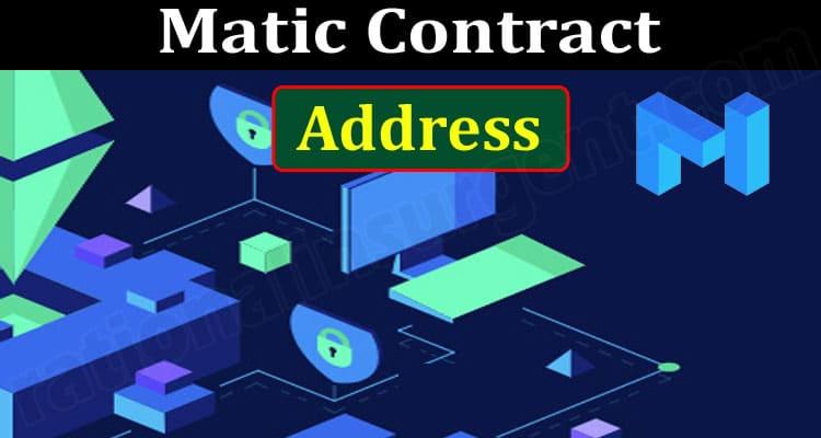 Matic Contract Address (June) Token Price, How To Buy!