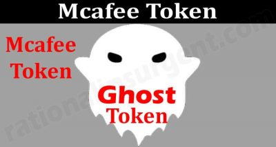 Mcafee Token (June 2021) Let's know details about it!
