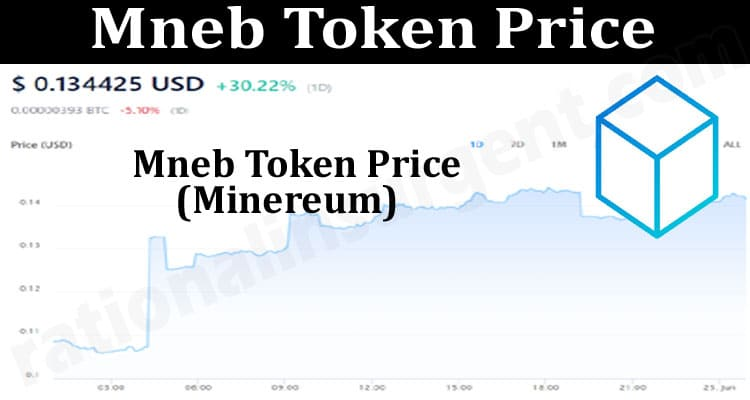 Mneb Token Price {June} Know About Your Crypto Here!