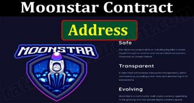 Moonstar Contract Address (June 2021) Price, How To Buy