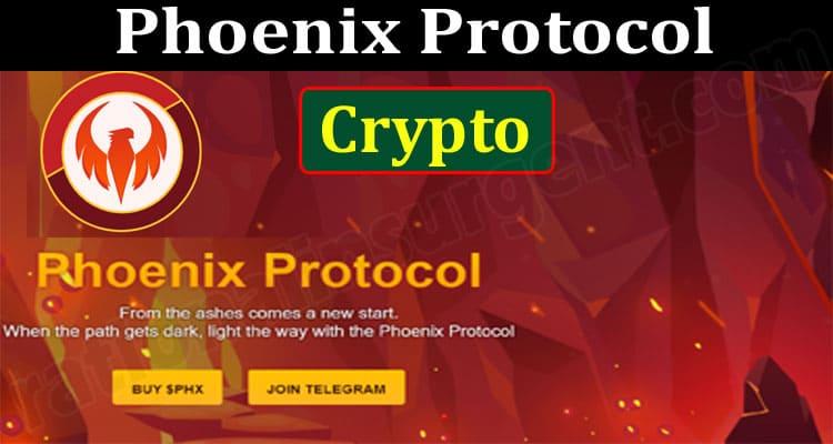 Phoenix Protocol Crypto (June) Price, Chart, How To Buy