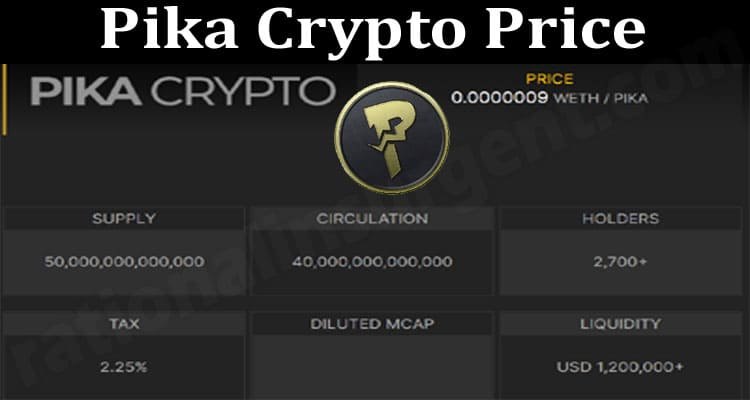 Pika Crypto Price {June} Know About An Emerging Token!