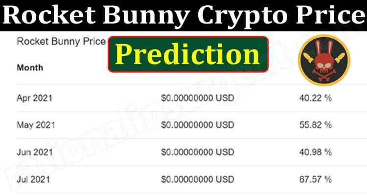Rocket Bunny Crypto Price Prediction {June} Read It!