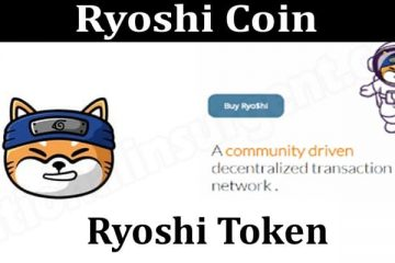 Ryoshi Coin {June} Get To Know The Coin In Detail!