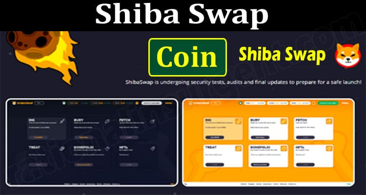 Shiba Swap Coin {June} Know About The Trending Coin!