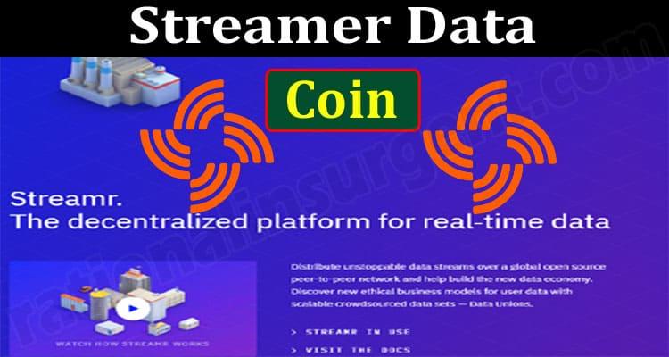 Streamer Data Coin {Jun} Know About The Crypto Token!